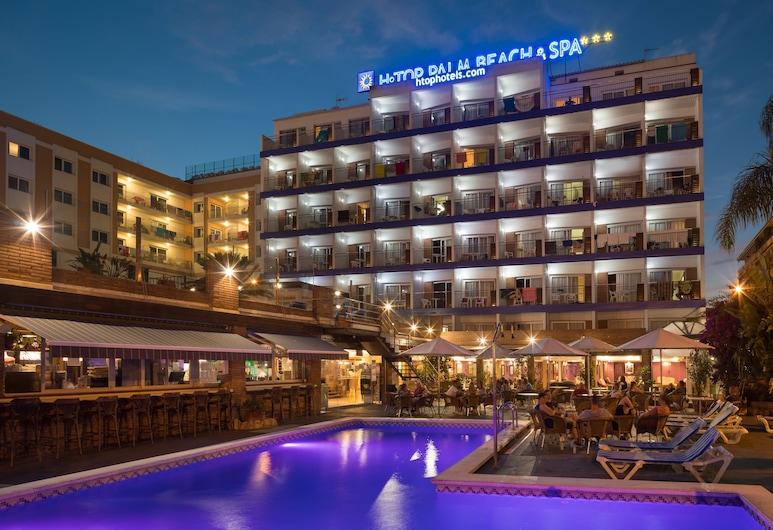 htop Palm Beach & SPA, Lloret de Mar, Vonkajší bazén