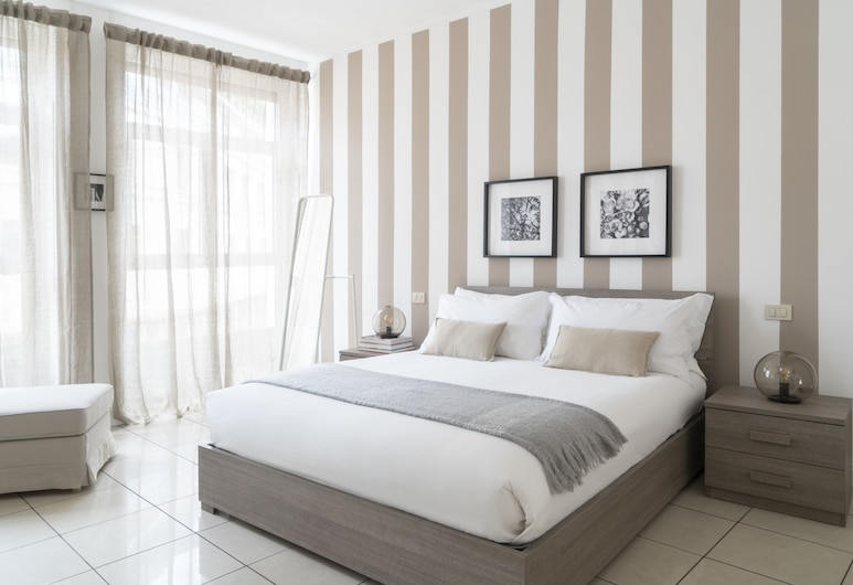 Brera Apartments in San Babila, Milano, Appartamento, 2 camere da letto (Passarella - 2 Adults), Camera