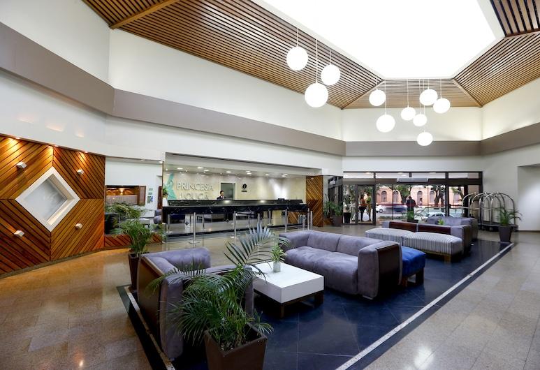 Hotel Princesa Louçã, Belem, Reception