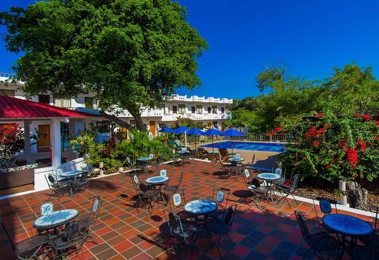 Hotel Fiesta, Puerto Ayora, Piscine en plein air