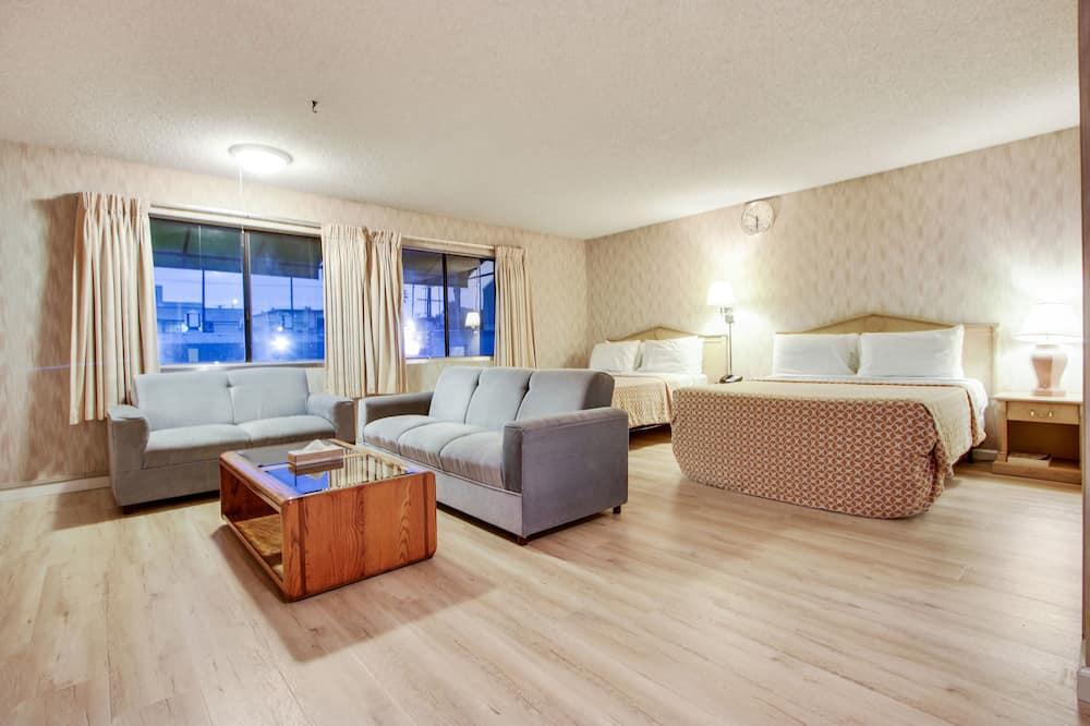 Štandardný štúdiový apartmán - Hosťovská izba