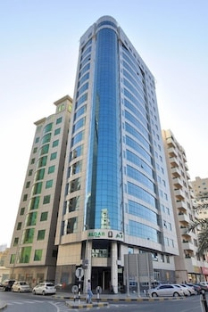Sharjah bölgesindeki Aldar Hotel resmi