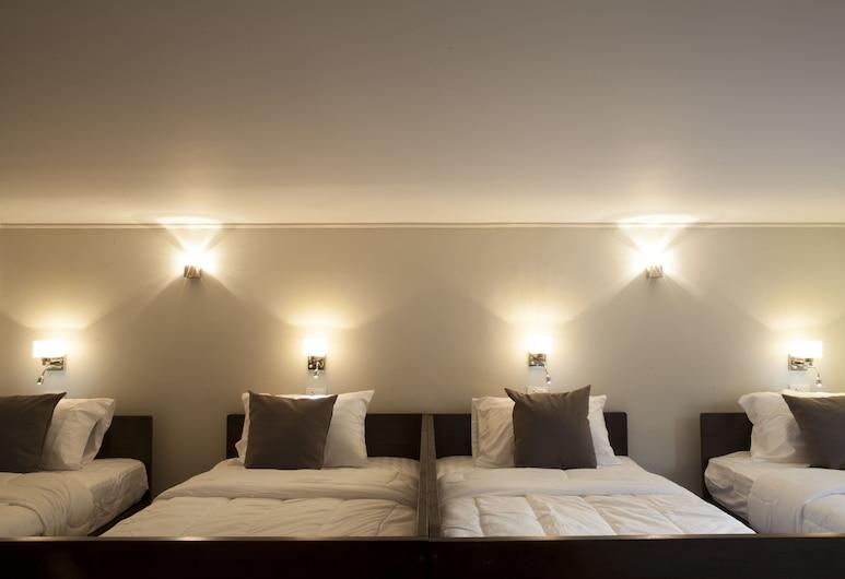 Golden Mountain Hostel, Bangkok, Family - 5 Beds, Hosťovská izba