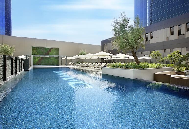 다막 메종 쿠르 자뎅, 두바이, 야외 수영장