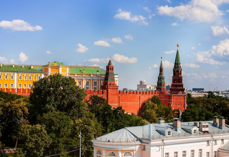 Veliy Hotel Mokhovaya Moscow, Moscow, Superior Room, 1 Double Bed (Kremlin View), View from Hotel