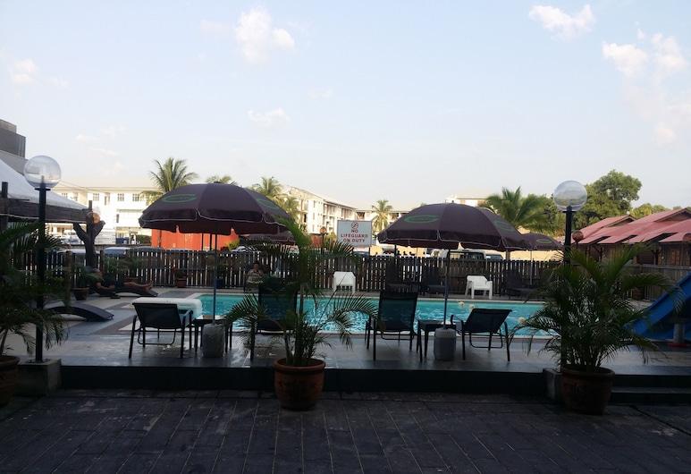 Langgura Baron Resort, Langkawi, Outdoor Pool