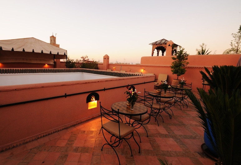 Riad Elias, Marrakech, Terrace/Patio