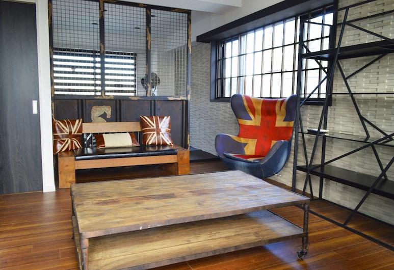 代代木 1/3 住宅服務式公寓, 東京, 豪華公寓, 1 間臥室, 客房