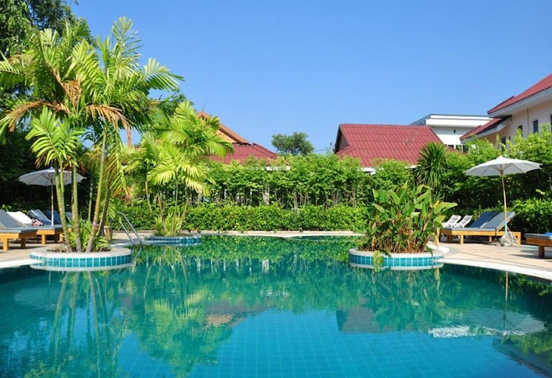 The Natural Resort, Patong, Zwembad