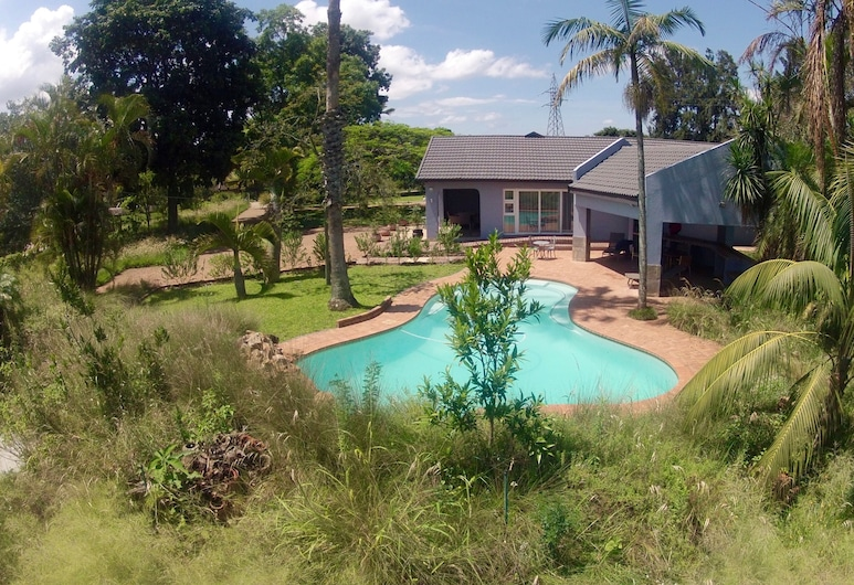 Ilanda Guest House, White River, Property Grounds