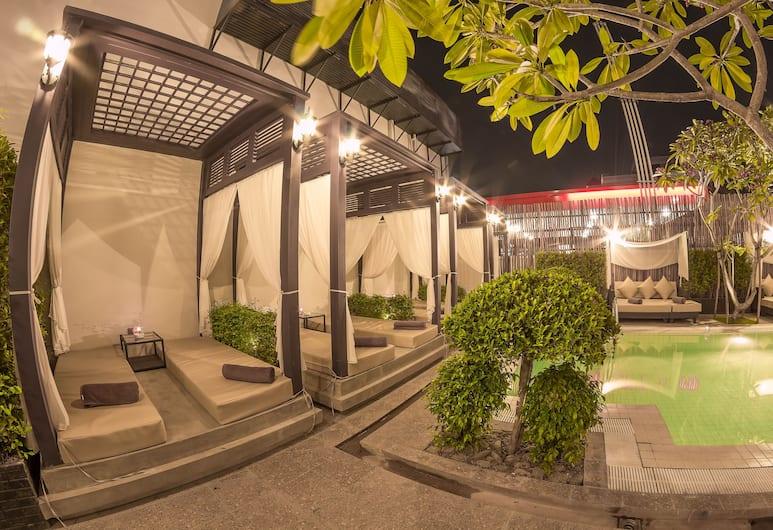 Anik Boutique Hotel & Spa Norodom Blvd , Phnom Penh, Vonkajší bazén
