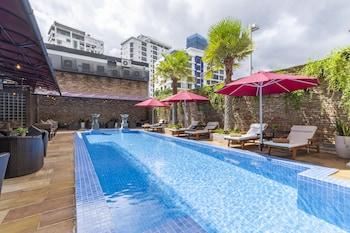 Foto van Anik Boutique Hotel & Spa Norodom Blvd in Phnom Penh