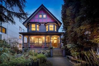 Vancouver bölgesindeki West End Guest House resmi