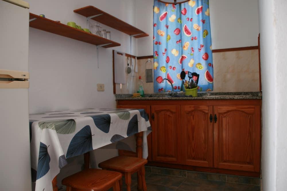 Apartamentai, 1 miegamasis (3 People) - Vakarienės kambaryje