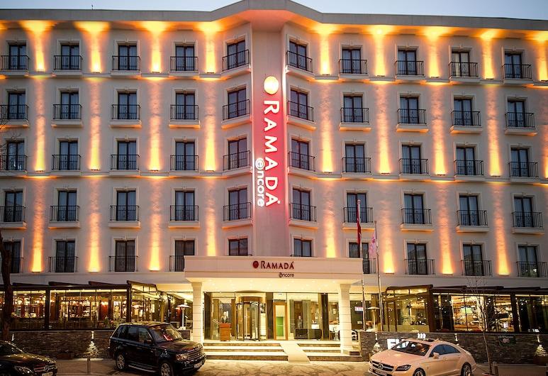 Ramada Encore by Wyndham Istanbul Florya, Isztambul, Hotel homlokzata - este/éjszaka