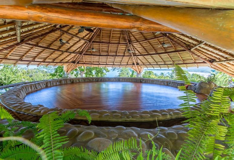 La Cusinga Lodge, Ballena, Yoga
