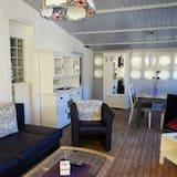 디럭스 아파트, 침실 2개 - 거실 공간
