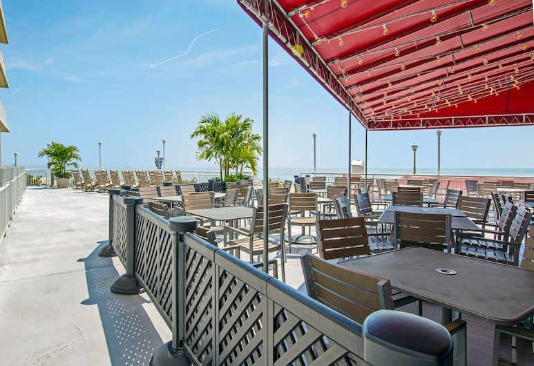 Commander Hotel & Suites , Ocean City, Terrace/Patio