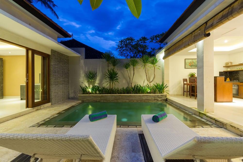 Villa, 1 Bedroom (Pool) - Balcony
