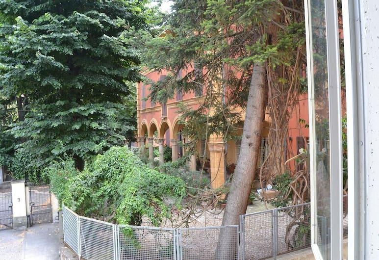 Central Avenue B&B, Bologna, Vista dall'hotel