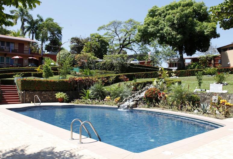 Hotel Divisamar, Manuel Antonio, Vanjski bazen