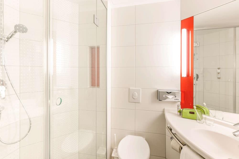 Двухместный номер с 1 двуспальной кроватью (New Sleep Easy Concept) - Ванная комната