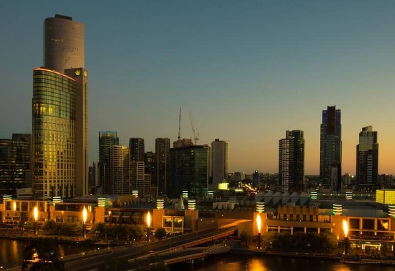 Northbank Residences by Apartments of Melbourne, Melbourne, Deluxe One Bedroom Apartment, Room