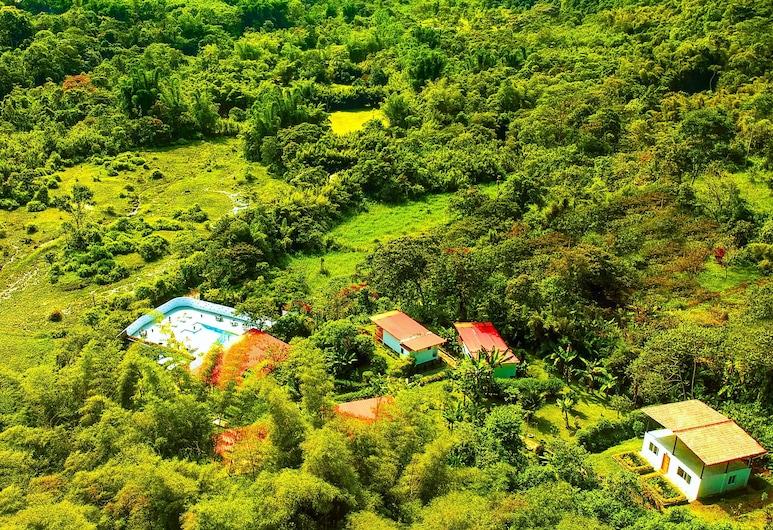 Las Terrazas De Dana Boutique Lodge, Mindo, Panoraminis vaizdas