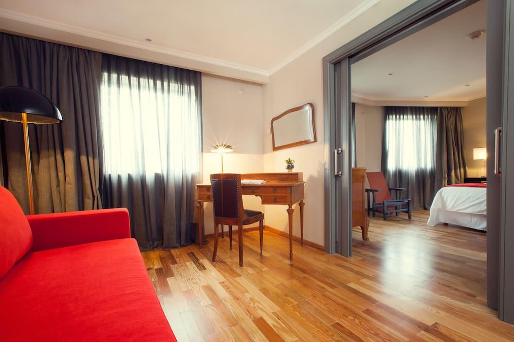 Apartmá - Obývací pokoj