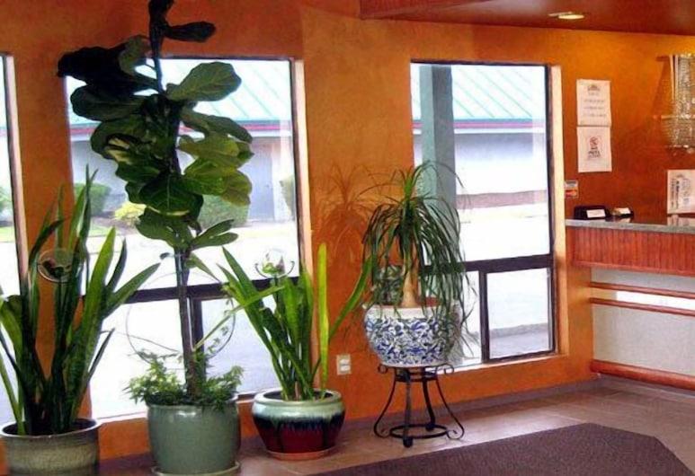 Sunrise Inn, Everett, Recepción