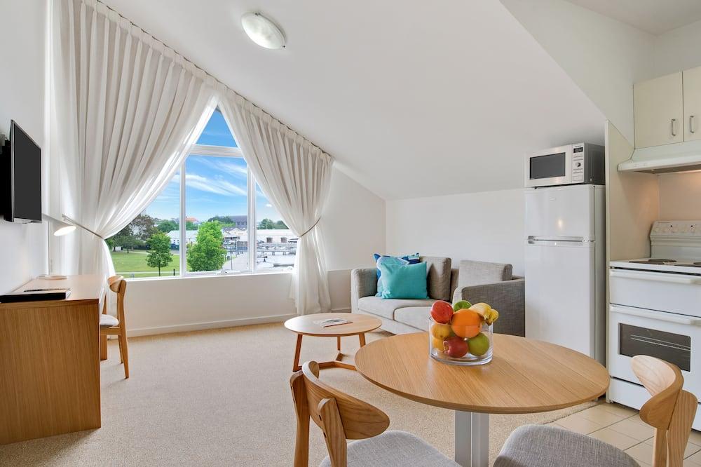 One Bedroom Residence - Living Room