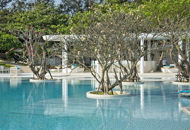 Anoasis Resort Long Hai, Long Dien, สระว่ายน้ำกลางแจ้ง