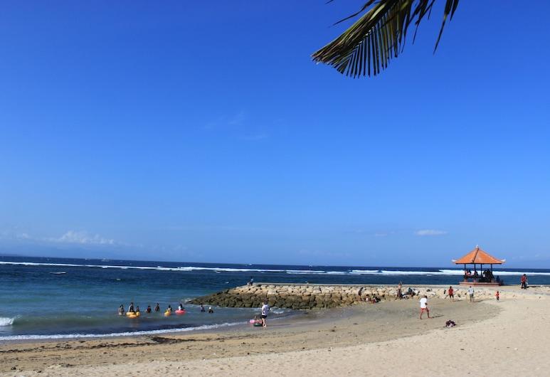 Jambu Inn Sanur Beach, Denpasar, Beach