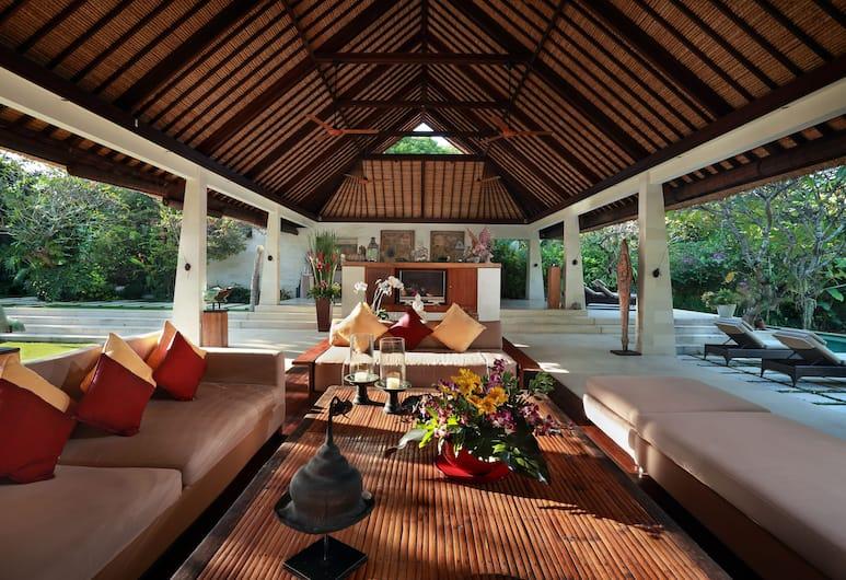 Villa Bali Asri Seminyak, Seminyak, Vila real, 3 quartos, Piscina particular, Quarto