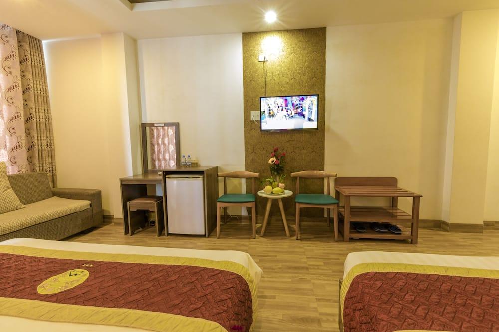 Phòng Senior, Quang cảnh một góc biển - Phòng khách