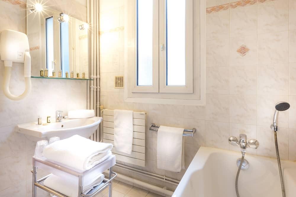 Divvietīgs numurs, vanna - Vannasistaba