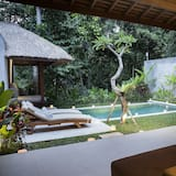 Deluxe Two Bedroom Greenery View Villa With Private Pool - Outdoor Pool