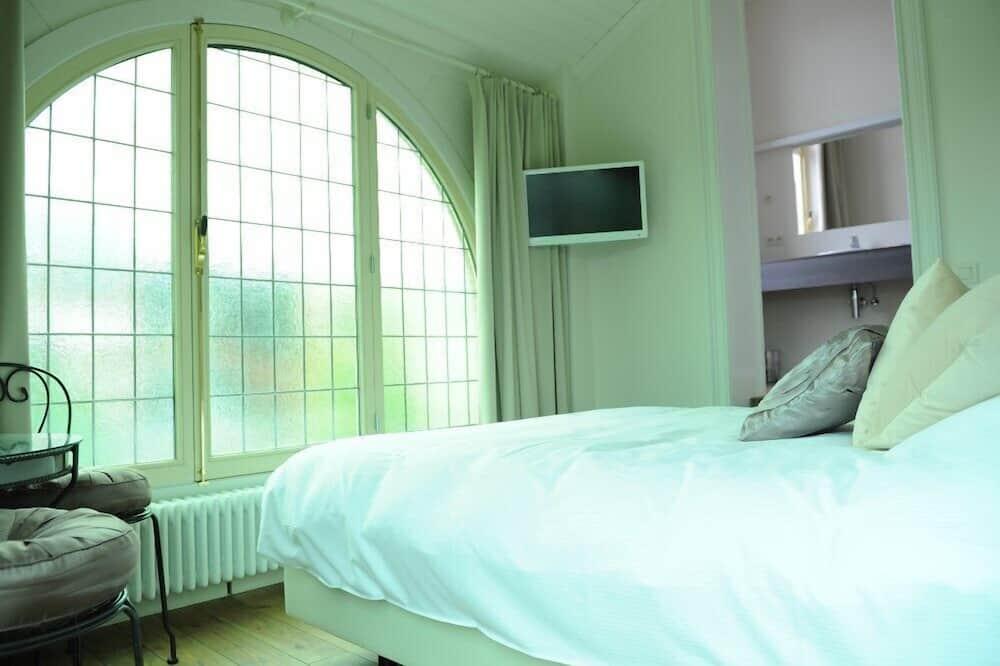 Dvojlôžková izba typu Deluxe - Obývacie priestory