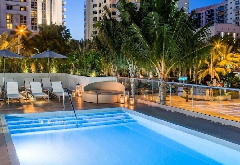 Hyatt Centric South Beach Miami, Miami Beach, Außenpool