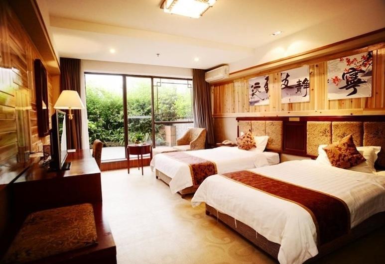 Dahao Heshan Hotel, Chengdu, Quarto
