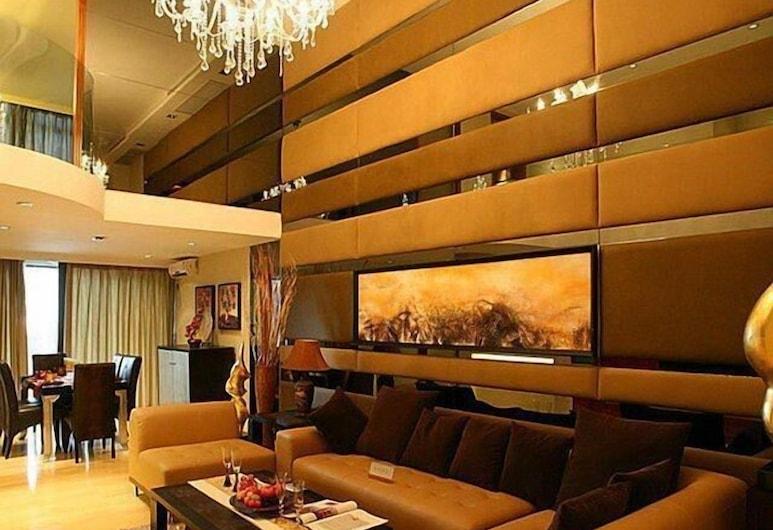 Laiwei Qintian E Apartment Hotel, Guangzhou, Room