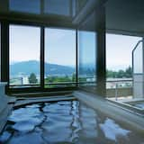 Triple Room, Mountain View - Deep Soaking Bathtub