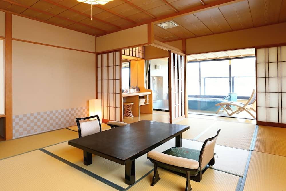 Tradičná izba (Japanese Style, Outdoor Bath) - Obývacie priestory