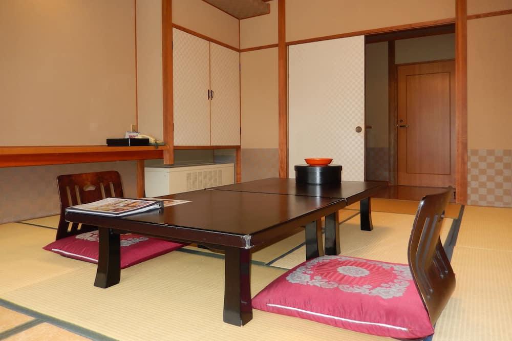 Izba typu Economy (Japanese Room) - Obývacie priestory