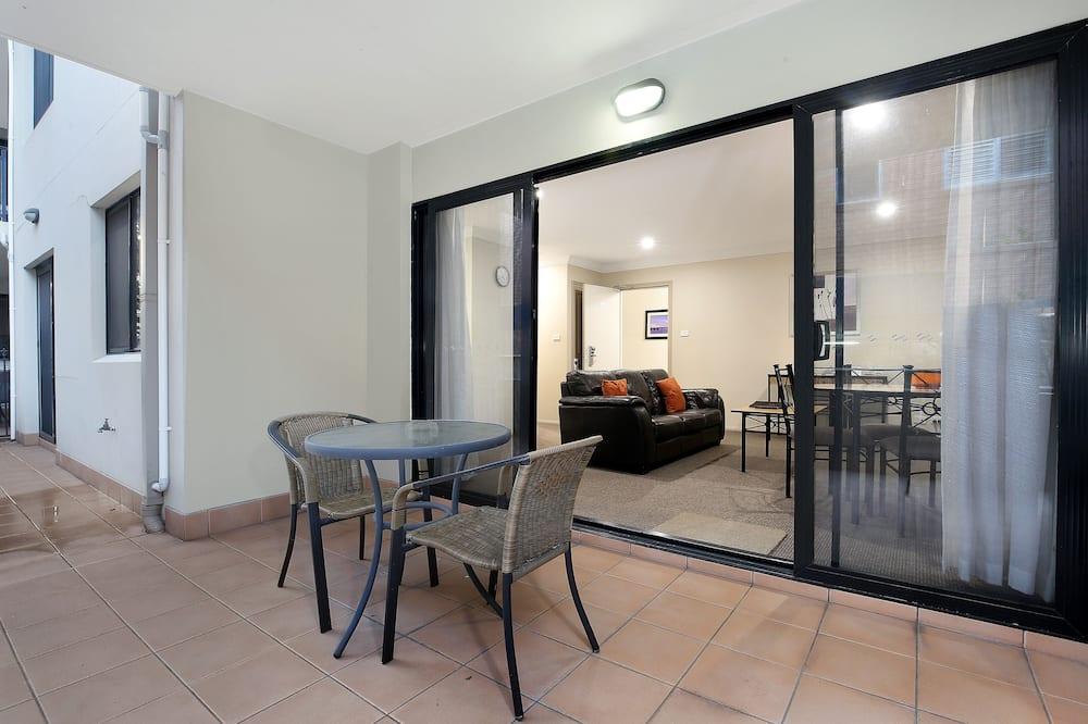 標準公寓, 2 間臥室 - 陽台