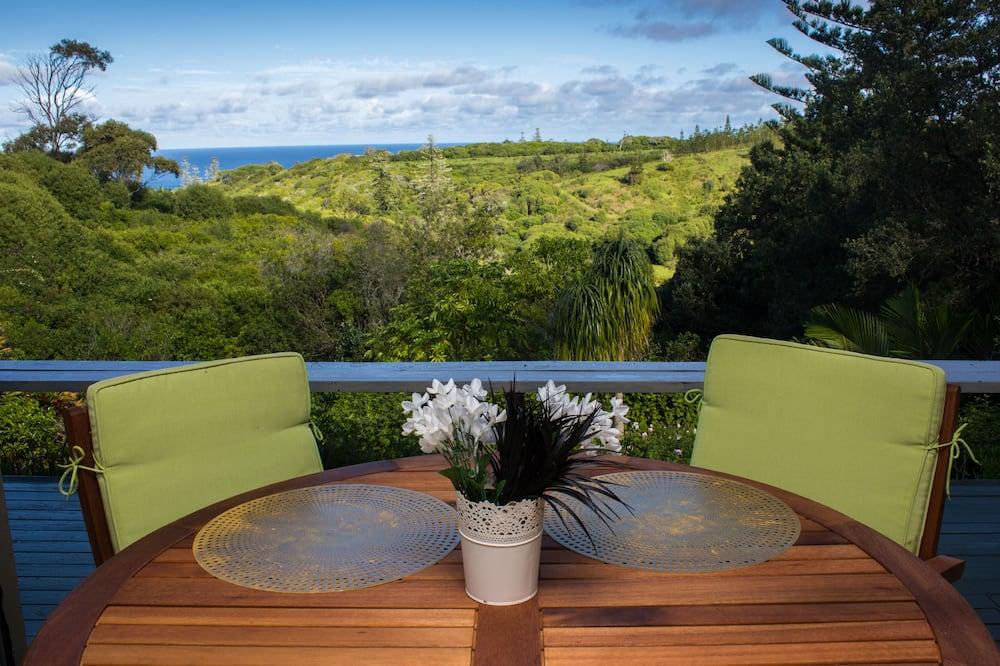 特級單棟房屋, 2 間臥室, 廚房, 海景 - 露台