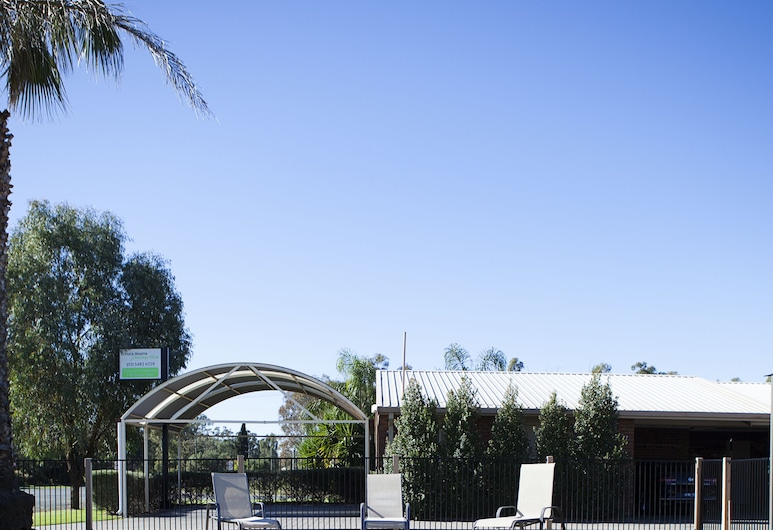 Echuca Moama Holiday Villas, Moama, Vanjski bazen