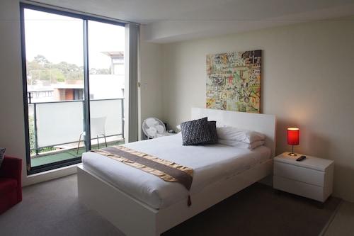 画室服务式公寓酒店/