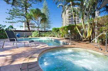 A(z) Wharf Boutique Apartments hotel fényképe itt: Gold Coast
