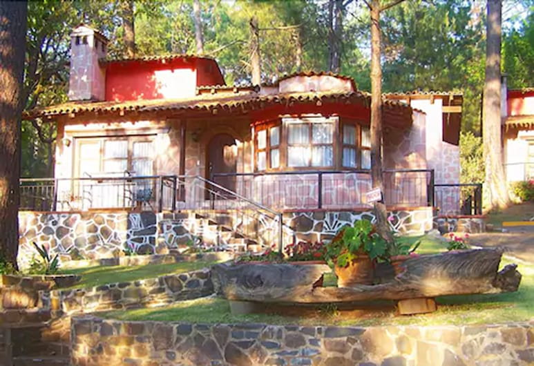 Sierra Vista, Mazamitla, Mặt tiền nơi lưu trú